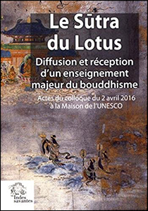 sutra du lotus actes colloque sokka