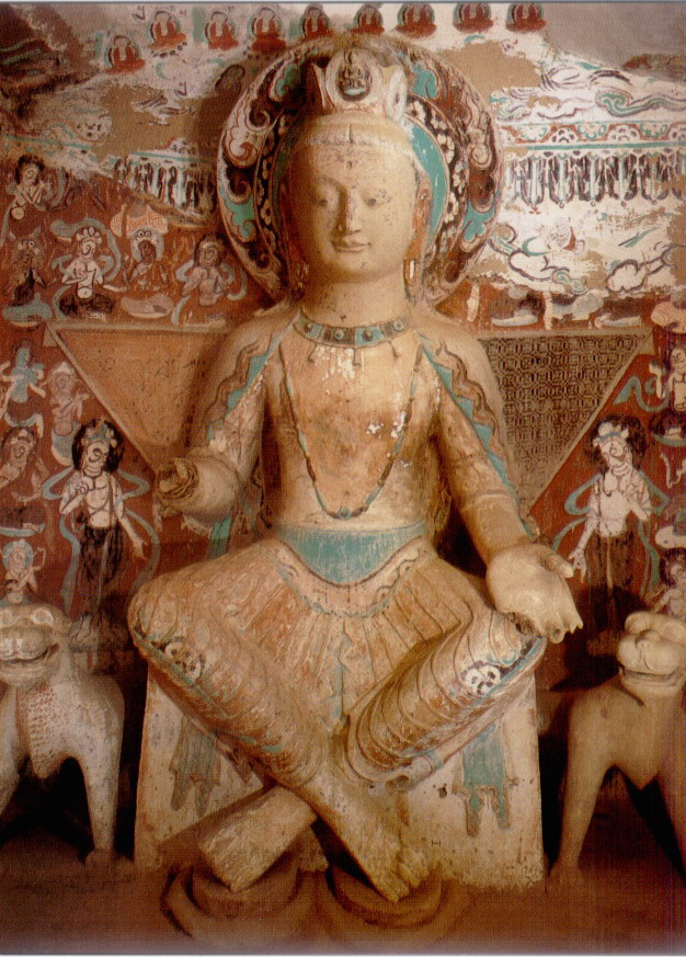 Grottes Mogao Dunhuang 04