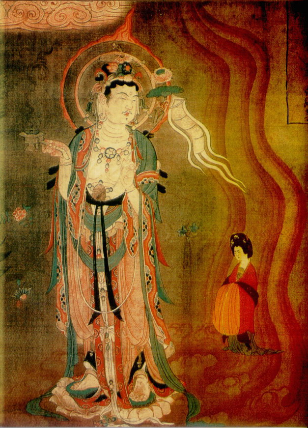 Grottes Mogao Dunhuang 05