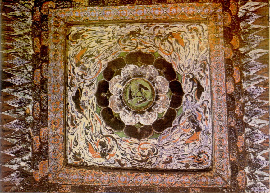 Grottes Mogao Dunhuang 14