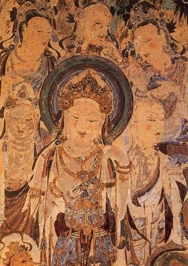 Grottes Mogao Dunhuang 19